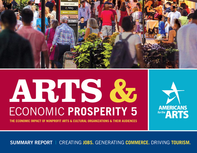Clearwater Arts Alliance Economic Impact
